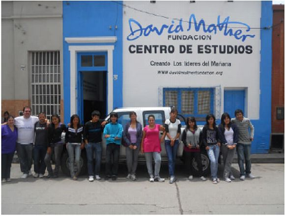 students in Salta