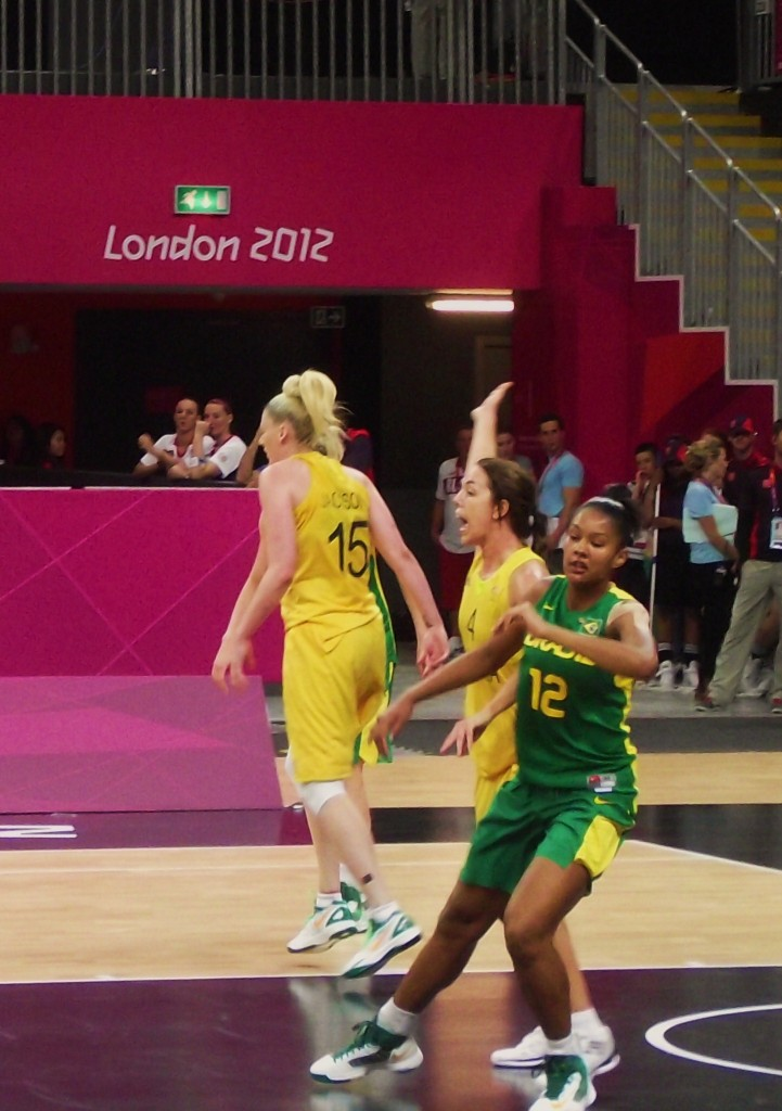 Basketball London 2012