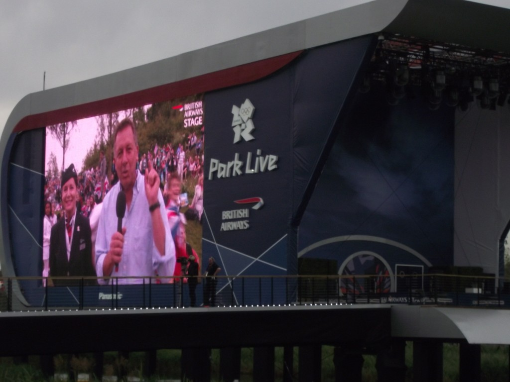 olympic park screen