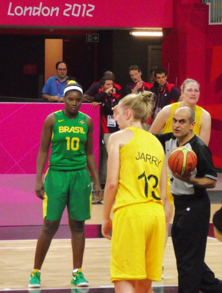 Women's basketball Olympics