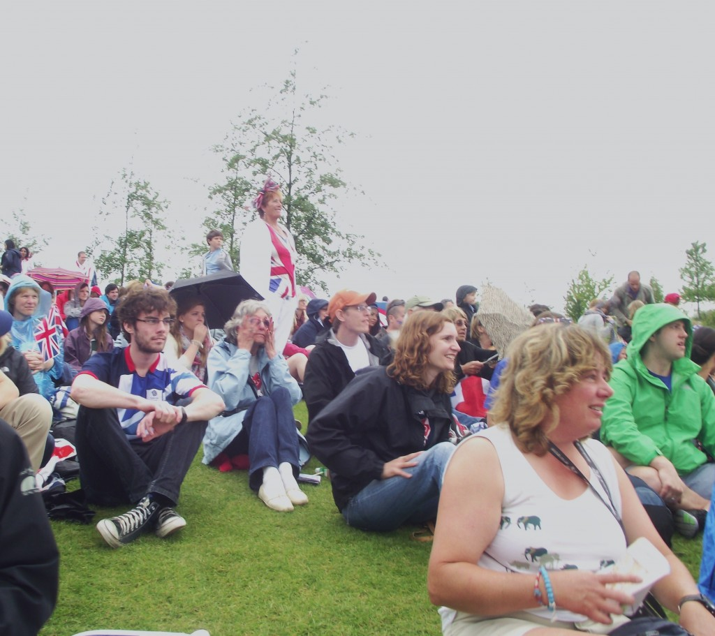 Olympic crowds