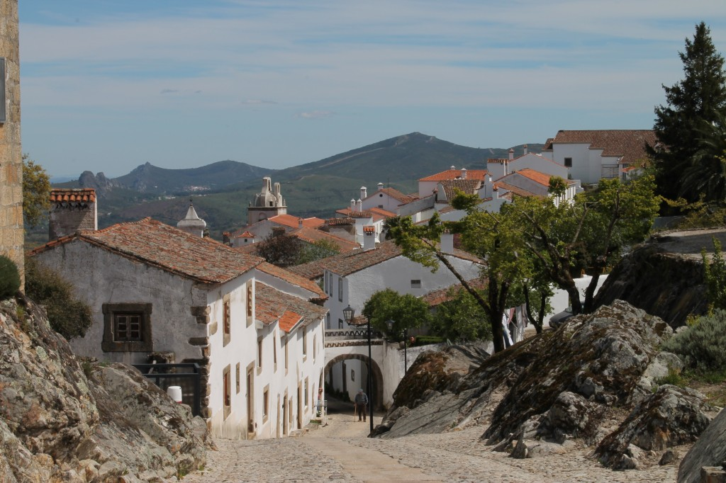 Portugal's highest town