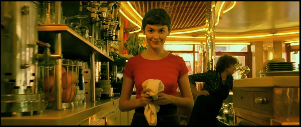 Amelie Cafe Paris