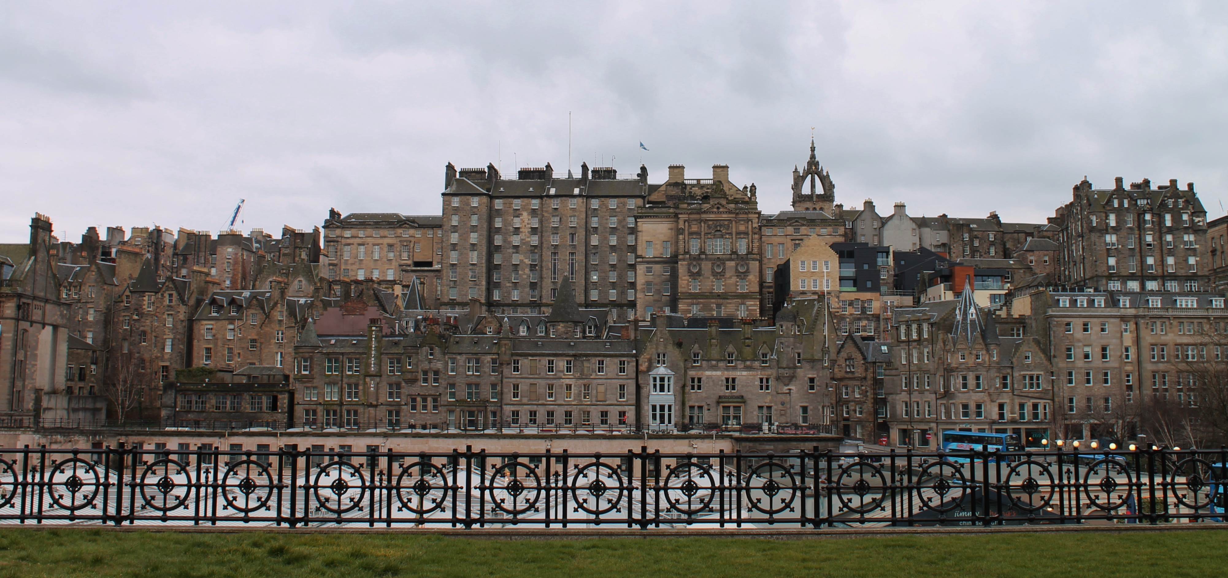 In Scotland, I'm Home: Musings on Edinburgh