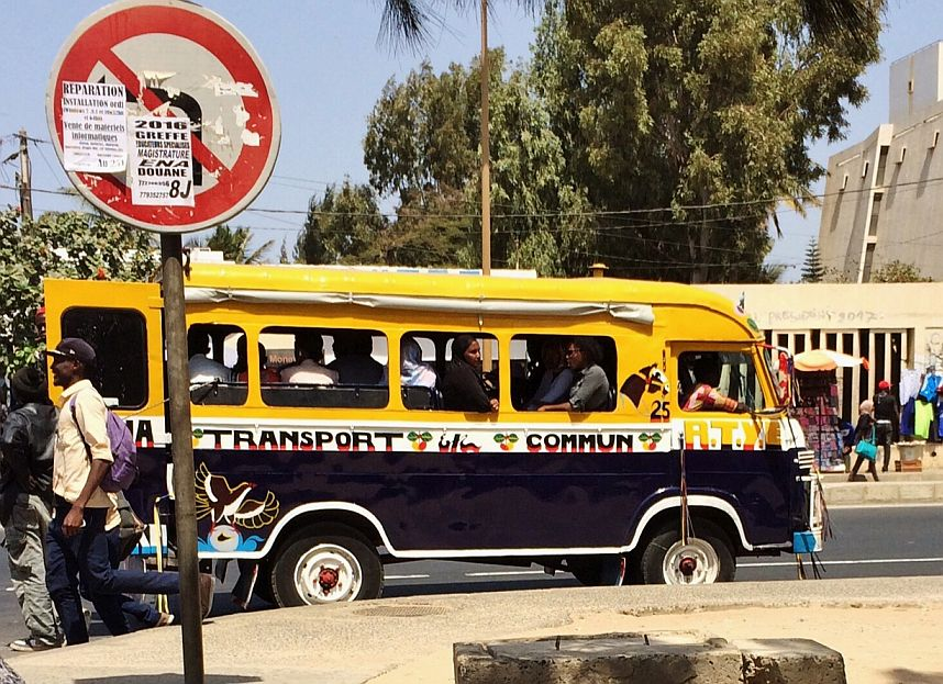 Dakar public transport
