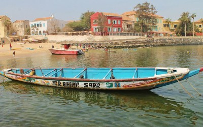 The Haunting Beauty of Ile de Gorée