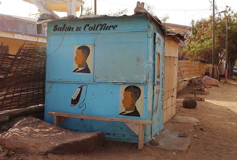 Hairdressers Senegal
